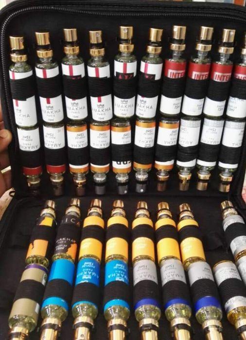 Vendo miniaturas de perfumes franceses
