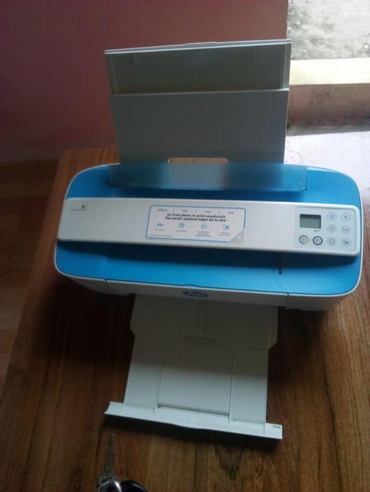 *Impressora HP:* Wireless Cópia colorida Scan Web Print