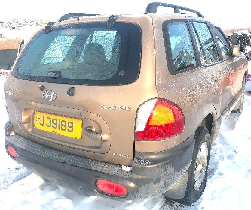 Dezmembrari Hyundai Santa Fe 2001–2006 2.7 i V6 24v