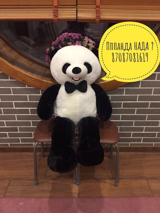 Панда панды мягкие игрушки Алматы мишки