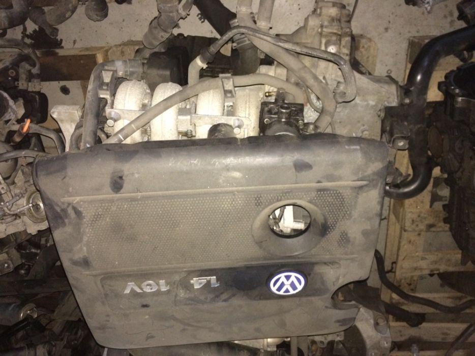 Motor vw polo vw golf 4 Skoda Fabia 1.4 benzina 16 valve cod BBY