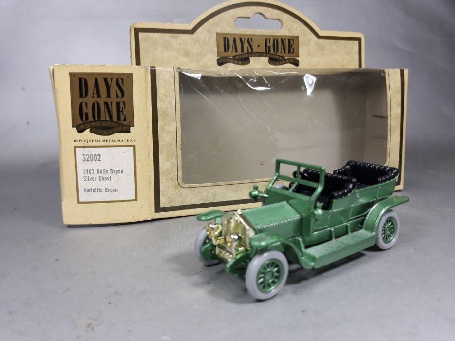 Rolls Royce silver ghost macheta de metal colecție made in England