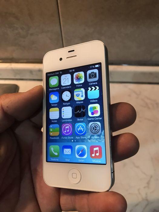 Xbiz IPhone 4s 32Gb semi novo