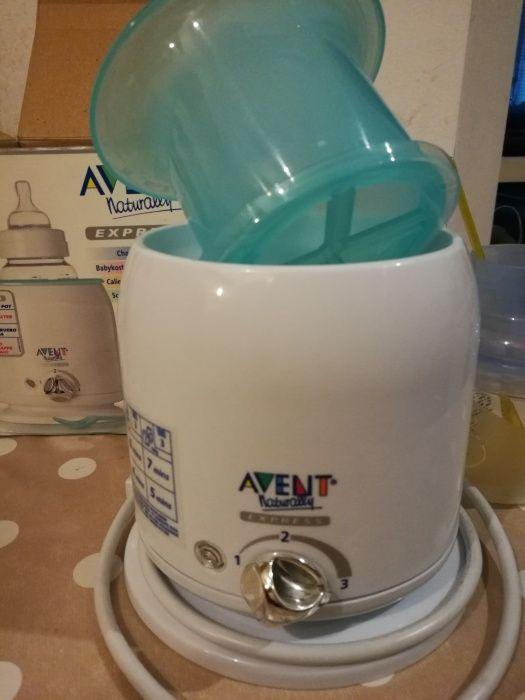 Уред за затопляне на шишета и бебешка храна Philips AVENT