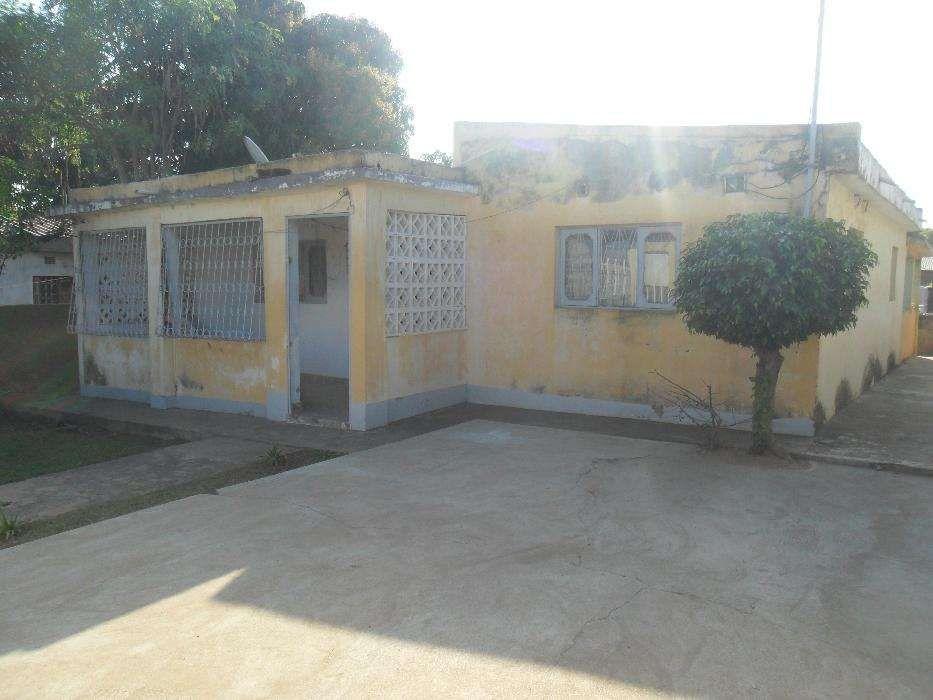 arrenda-se casa no bairro patrice lumumba