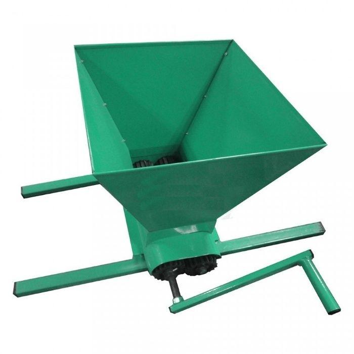 Zdrobitor Struguri cuva 20 litri capacitate 300-500 kg/H, NOU!