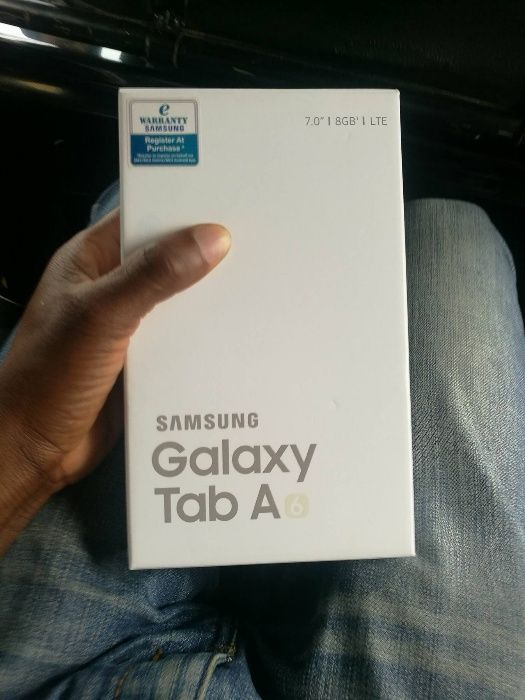 "Samsung Galaxy Tab 7"" 8Gb Sealed Available"