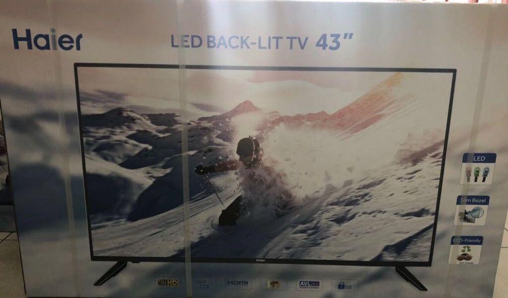 """TV Led Haier 43"""" selados a preço promocional"""