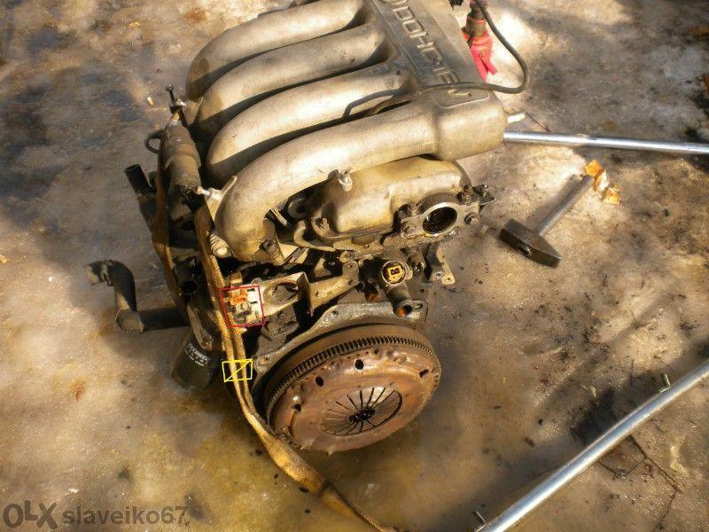 Двигател 2,0 16v-abf от Голф 3. На части.08.06.18