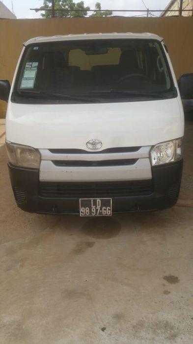 Toyota quadradinho diesel Serie G