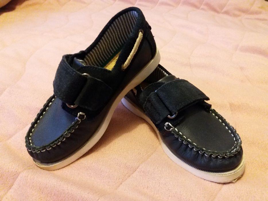 Детски обувки Next, тип мокасини