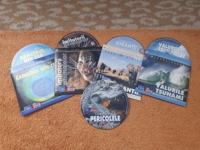 Vand dvd terra de colectie