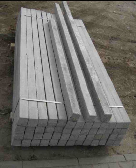 SPALIERI vie, Salpi beton
