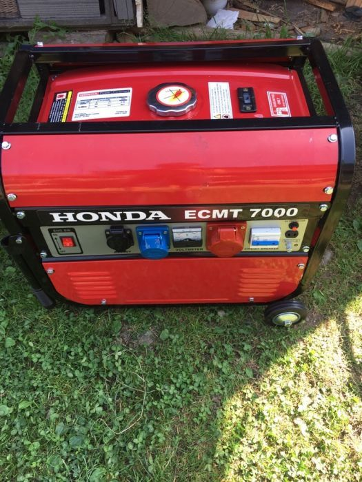 Vand Generator Honda ECMT 7000