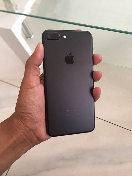 iPhone 7 Plus novo aceito diferenças