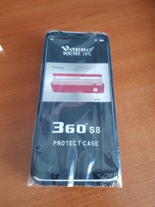 Carcasa Samsung s8 360°