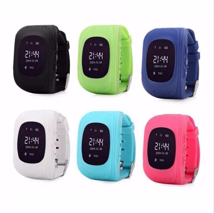Нови смарт GSM GPS LBS часовници за деца без договор, тествани
