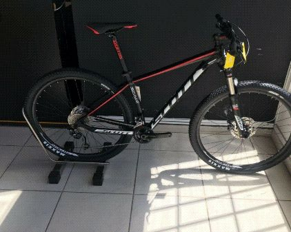 Bicicletas Scott Scale 970