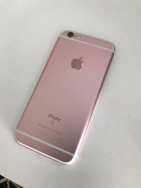 iPhone 6S 64 rose gold Айфон 6S 64 розовое золото