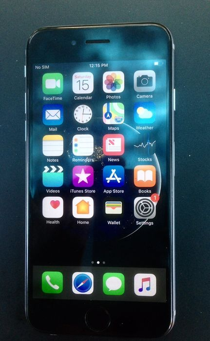 Vendo iPhone 6s 32 GB novo