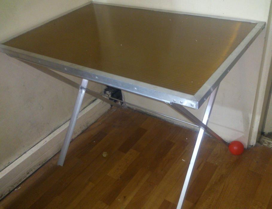 стол складной 20000 тенге.