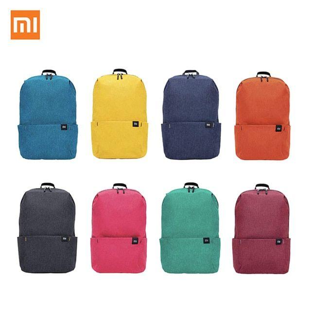 Xiaomi Mi Colorful Small Backpack, 10L, рюкзак копактный цветной