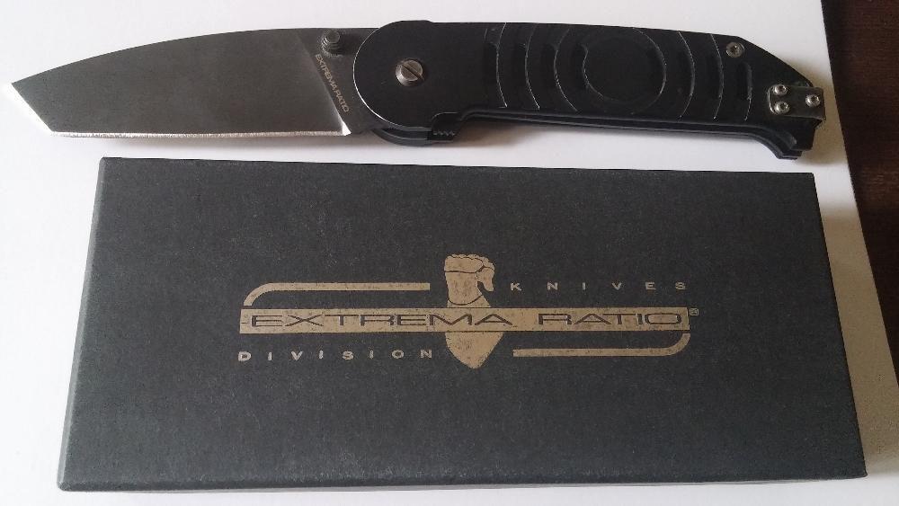 Тактически нож EXTREMA RATIO танто