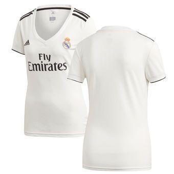 Real Madrid Camisete Feminina