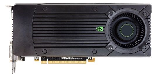видеокарта Geforce Gtx 760 2gb