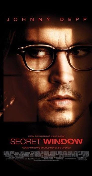 "Pachet 2 filme DVD: ""Identity"" + ""Secret Window"""
