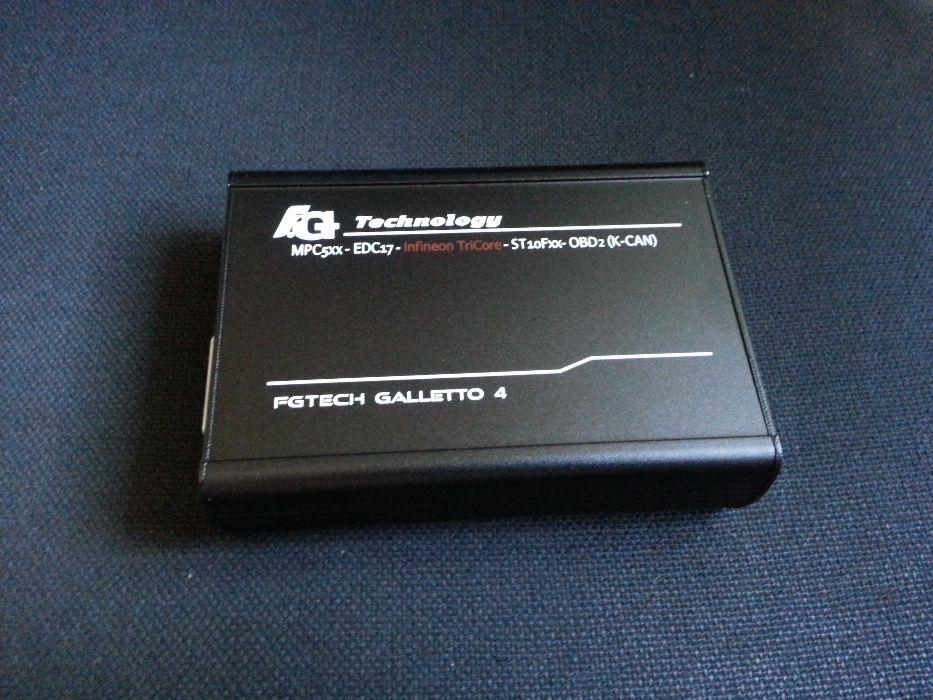 Interfata remapare chip tuning FGTech Galletto4 Master BDM-TriCore v54