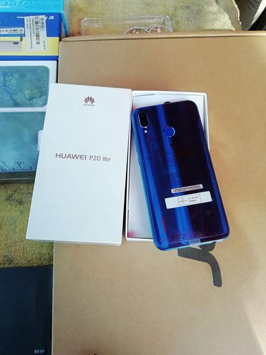 Huawei P20 Lite dual sim dois dias de uso com caixa e acessórios