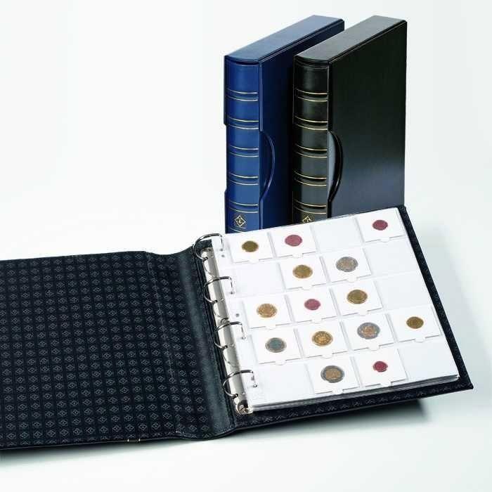допълнителни листи GRANDE за 20 монети в картончета с размер - 50x50 m