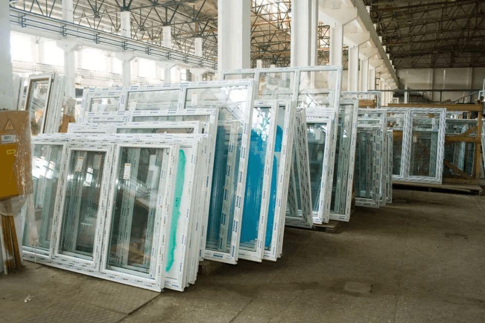 Окна пластиковые в Алматы
