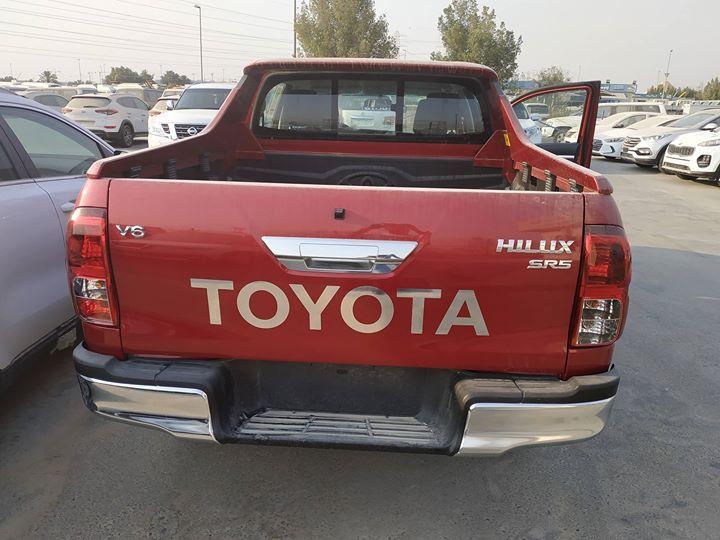 Toyota Hilux Ultimo modelo Lobito - imagem 2