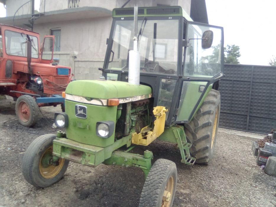 Tractor Jhonn Deere 2030