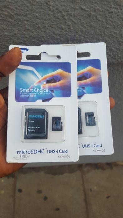 Cartões de memória 8 GB originais com garantia