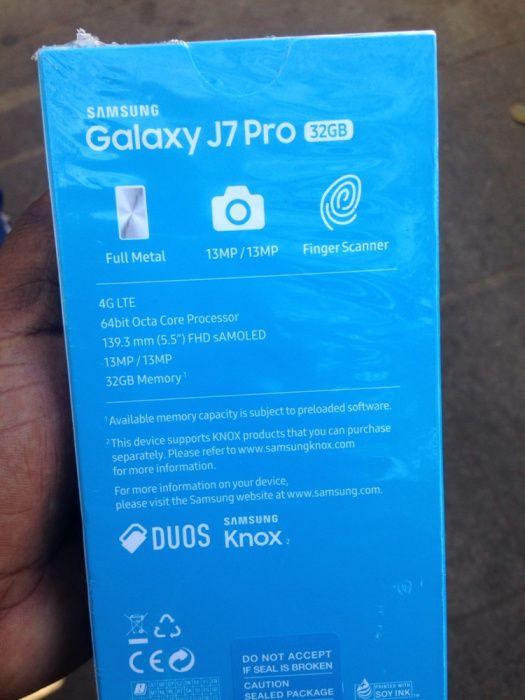 Galaxy j7 pro Alto-Maé - imagem 4