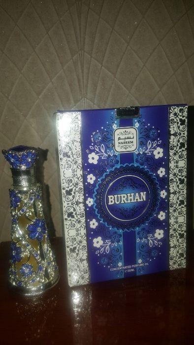 perfume de óleo