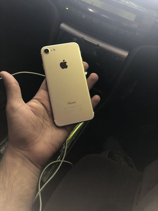 IPhone 7 256Gb gold super clean