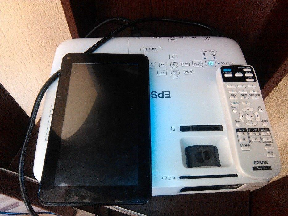 video proector epson eb s18