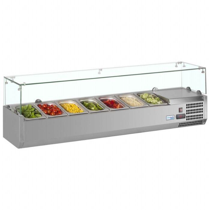 Хладилна витрина за салати, Хладилни витрини за салати,салатен бар