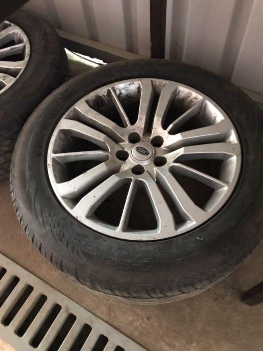 """4 Jantes 20"""" com pneus 285/50/20"""