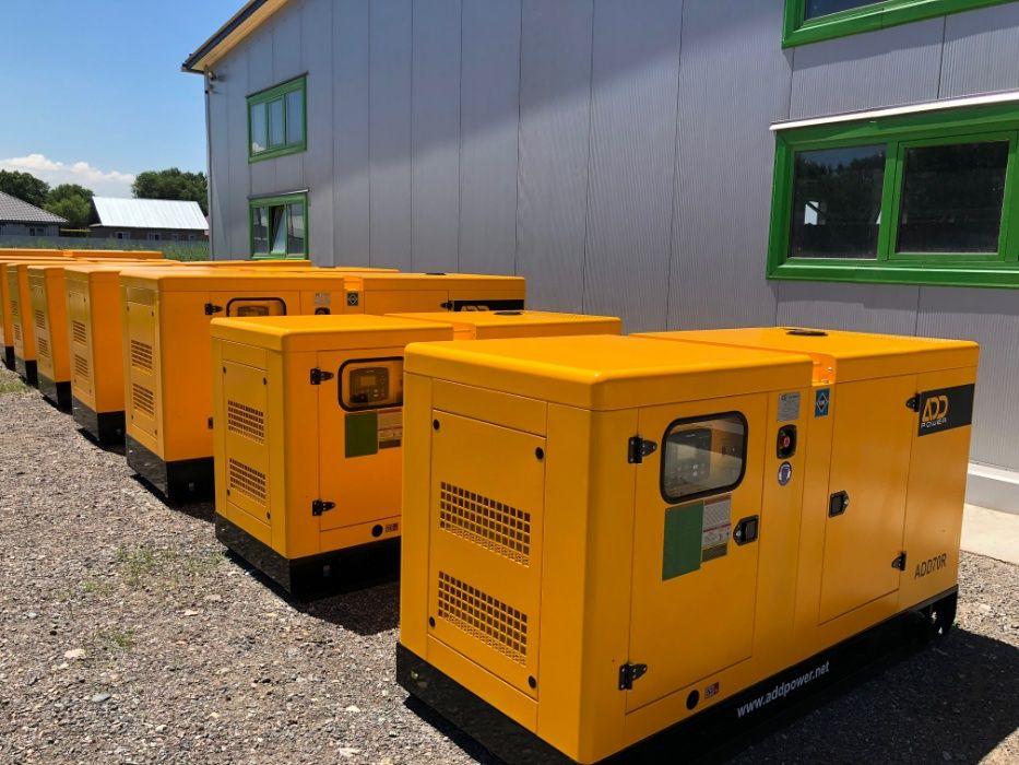 Дизельные генераторы Электростанции ADD Power