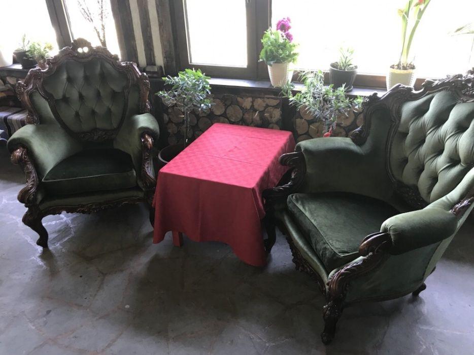 Canapele vintage