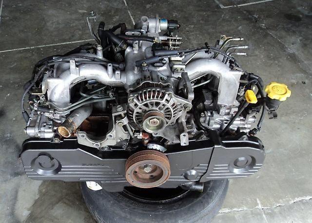 Двигатель 2.5, EJ25 на Subaru Forester, Legacy, Outback