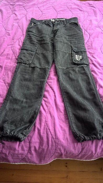 Дънки Enzo Mens Denim Jeans
