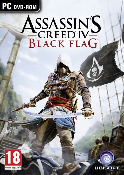 Assassins Creed 4 para PC