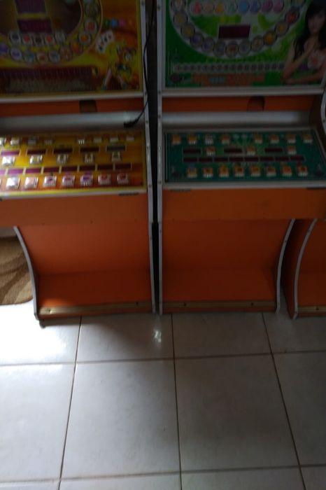 Maquina de Jogo em moeda de 50 a 100 akz