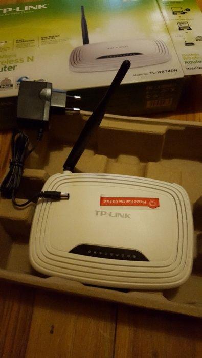 Vand Router TP-Link TL-WR740N